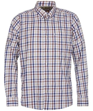 Men's Barbour Fell Performance Shirt - Sandstone