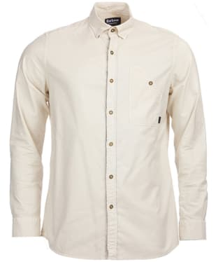 Men's Barbour International Heli Shirt - Pearl