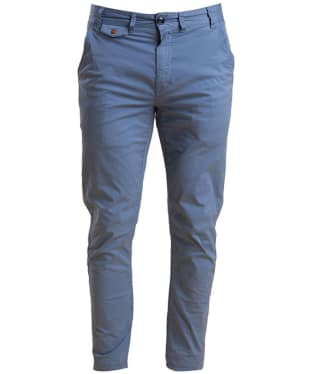 Men's Barbour Neuston Stretch Chinos - Powder Blue