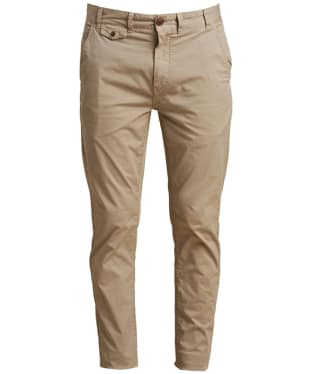93b55e879aac8 Men s Barbour Neuston Stretch Chinos - Light Stone