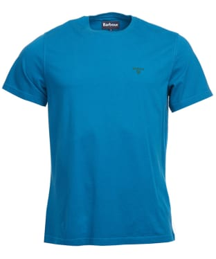 Men's Barbour Sports Tee - Blue Steel