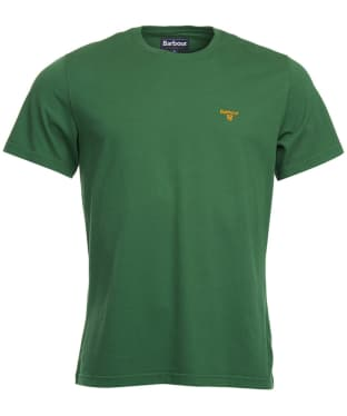 Men's Barbour Sports Tee - Racing Green