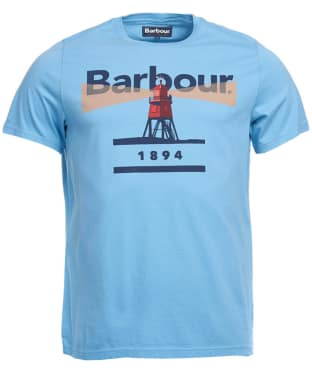 Men's Barbour Beacon 94 Tee - Blue
