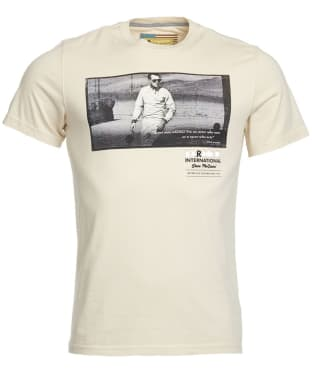 Men's Barbour Steve McQueen Racing Tee
