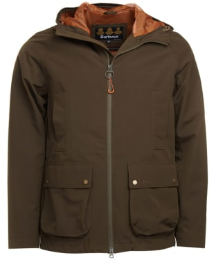 Men's Barbour Medway Waterproof Jacket - Olive