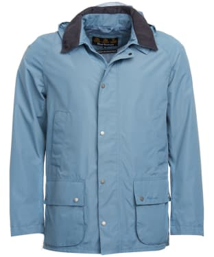 Men's Barbour Bann Waterproof Jacket - Chambray