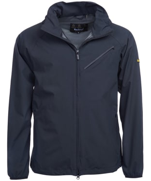 Men's Barbour International Angle Waterproof Jacket - Black