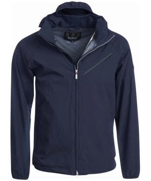 Men's Barbour International Angle Waterproof Jacket - Navy
