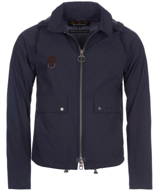 Men's Barbour Speyside Waterproof Jacket - Navy