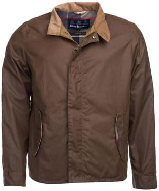 Men's Barbour Belnun Wax Jacket