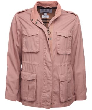 Women's Barbour Chorlton Jacket - Nude