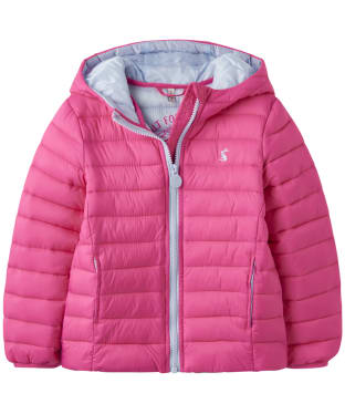 Girl's Joules Infant Kinnaird Padded Jacket, 2-6yrs