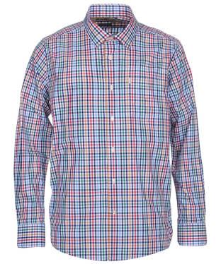 Men's Barbour Holker Shirt - Lawn