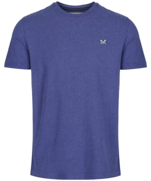 Men's Crew Clothing Classic Tee - Bright Navy Marl