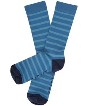Men's Seasalt Sailor Socks - Breton Shore Briney