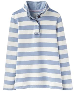 Women's Joules Saunton Salt Sweatshirt - Saltwash
