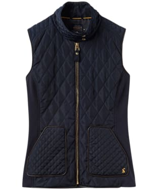 Women's Joules Braemar Quilted Gilet