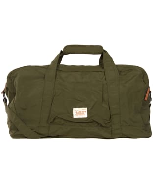 Barbour Banchory Holdall Bag - Dark Green