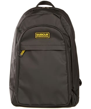 Men's Barbour International Balance Backpack - Black