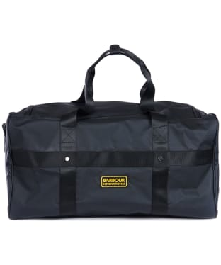 Men's Barbour International Lockset Holdall - Black
