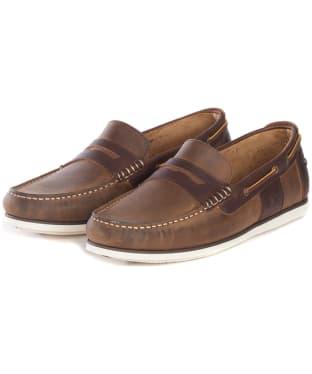 Men's Barbour Keel Boat Shoes