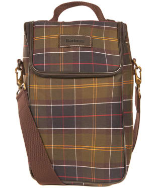 Barbour Tartan Cooler Bag