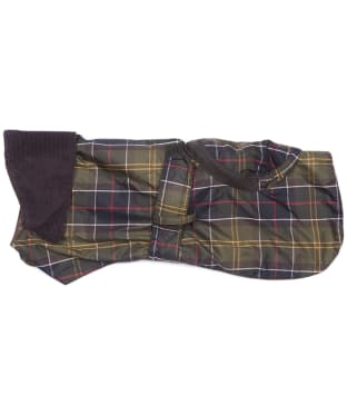 Barbour Pack Away Waterproof Dog Coat - Barbour Classic
