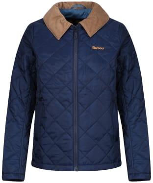 Boy's Barbour Helm Jacket, 2-9yrs