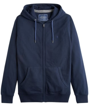 Men's Joules Hemsby Hooded Sweatshirt - French Navy