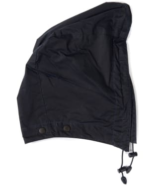 Barbour Lightweight Wax Hood - Royal Navy