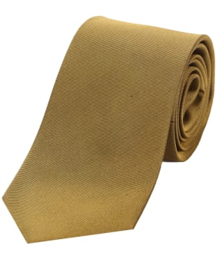 Men's Soprano Country Single Standing Pheasant Tie - Mustard