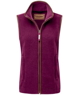 Women's Schoffel Lyndon Fleece - Plum