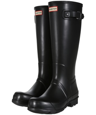Men's Hunter Original Tall Wellington Boots - Black