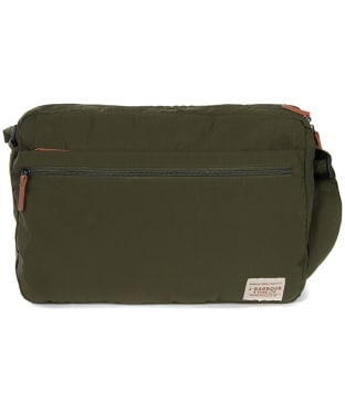 Barbour Packaway Messenger Bag - Dark Green