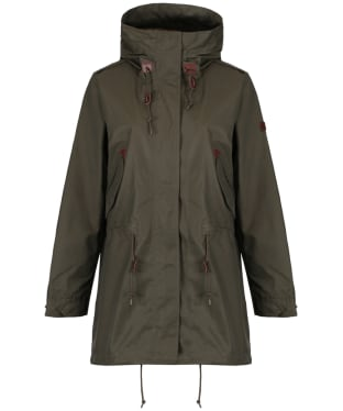 Women's Aigle Brokfielder Waterproof Parka