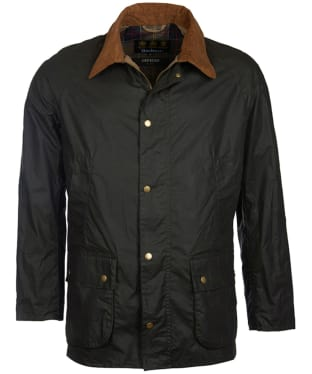 Men's Barbour Lightweight Ashby Jacket - Dark Olive