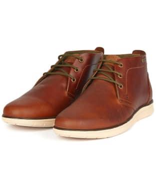 Men's Barbour Bowlam Shoes - Tan