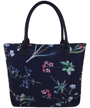 Women's Joules Cariwell Printed Canvas Shoulder Bag