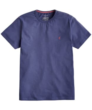 Men's Joules Laundered Tee - Skipper Blue