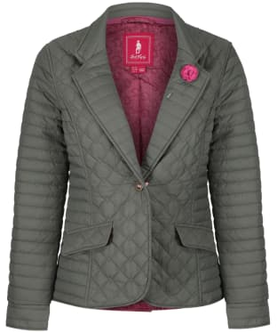 Women's Jack Murphy Meg Quilt Blazer - Contemporary Green