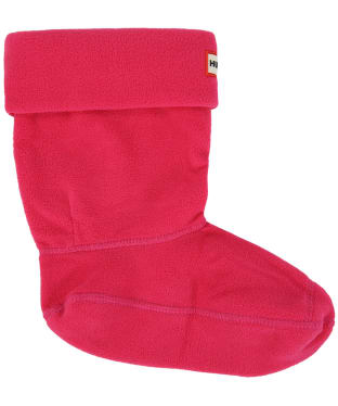 Hunter Short Boot Socks - Bright Pink
