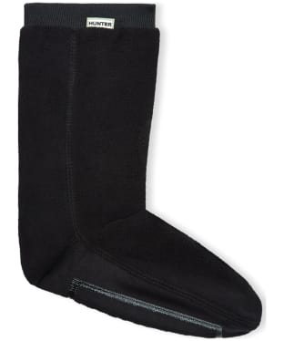 Hunter Fitted Short Boot Socks - Black