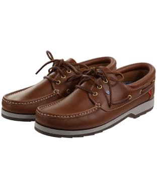 Dubarry Commander Deck Shoes - Brown