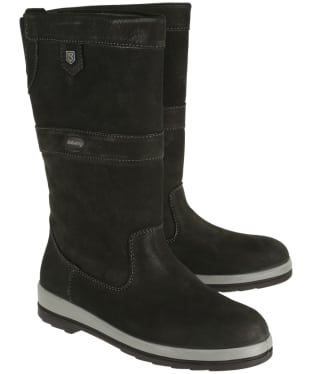 Dubarry Ultima Sailing Boot - Black