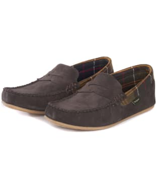 Men's Barbour Ashworth Slippers - Brown