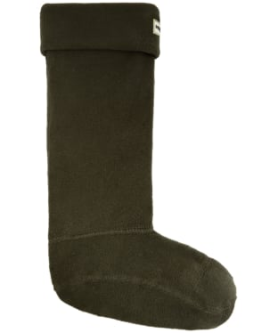 Hunter Field Boot Socks - Dark Olive