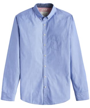 Men's Joules Hensley Slim Fit Shirt - Baby Blue Stripe