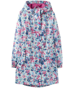 Girl's Joules Golightly Waterproof Packaway Jacket, 7-12yrs