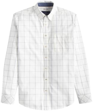 Men's Joules Welford Classic Fit Shirt - Chalk Blue