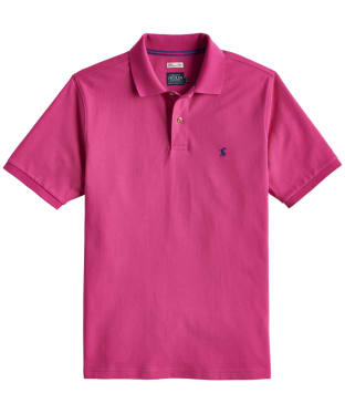 Men's Joules Woody Slim Fit Polo Shirt - Summer Pink